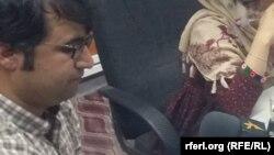 د ملکي وګړو د خوندیتوب او عدالت غوښتنې ډلې مشر عزیز احمد تسل