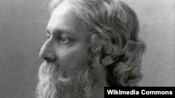 Hind şairi Rabindranath Tagore.