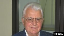 Леонид Кравчук, Украинаның бұрынғы президенті. Киев, 22 тамыз 2008 ж.