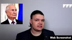 "Скриншот с видео на ютуб-канале ""Лев Гяммер"""