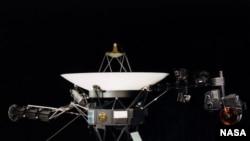 Вот такой он, Voyager 1