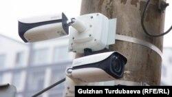 Камеры фиксации нарушений ПДД, установленные в рамках первого этапа проекта «Безопасный город».