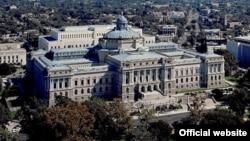Libraria e Kongresit në Washington,D.C.