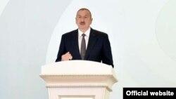 Azerbaýjanyň prezidenti Ylham Aliýew
