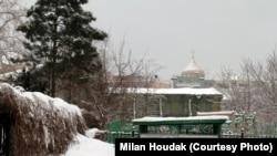 Ռուսաստան - Ձմեռը մայրաքաղաք Մոսկվայում, արխիվ