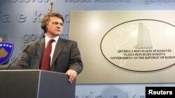Ish-zëvëndës-ndihmës sekretari amerikan i Shtetit për çështje evropiane, Thomas Countryman.