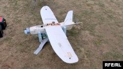 Безпілотник «Тайфун», який може передавати відео в онлайн-режимі, налітав понад 2 тисячі кілометрів в умовах бойових дій