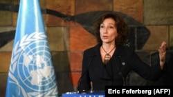 Гендиректор ЮНЕСКО Одри Азуле
