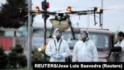 Nekoliko zemalja u naftom bogatom Zalivu takođe koristi dronove u borbi protiv COVID-19