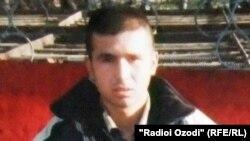 Hamza Ikromzoda was found dead in a Tajik prison with suspicious marks on his body.