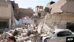 در گزارش پليس آمده است که در اين حادثه نه نفر مجروح و ۱۱ خانه مسکونی تخريب شده است.
