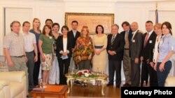 Prishtinë, 21 qershor 2012.