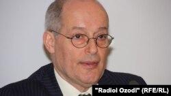 Спецдокладчик ООН по ситуации с правами человека в Беларуси Миклош Харашти.