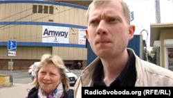 Матір та син з Донецька кажуть, що для відпочинку за межами міста бракує коштів