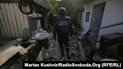 На території арсеналу ще відбуваються поодинокі вибухи
