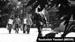 داستان سربازی در ایران؛ اعزام به خدمت