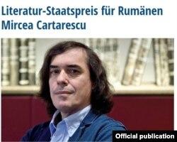 Mircea Cărtarescu
