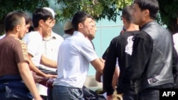 Беспорядки в Джалал-Абадской области Киргизии, 14 мая
