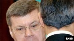 Генеральный прокурор Юрий Чайка будет не властен над своим заместителем