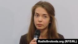 Дарья Свиридова, заместитель представителя президента Украины в Крыму