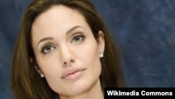 Aktorja Angelina Jolie