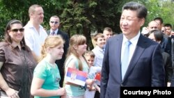 Predsednik Kine u poseti Smederevu