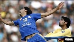 تساوی یک بر یک استقلال در ورزشگاه الغرافه قطر
