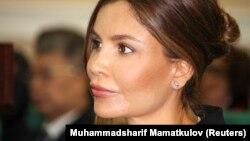 Лола Каримова-Тилляева, младшая дочь первого президента Узбекистана Ислама Каримова.