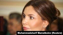 Лола Каримова-Тилляева, Өзбекстанның бірінші президенті Ислам Каримовтің кіші қызы.