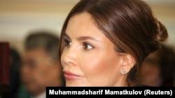 Лола Каримова-Тилляева, младшая дочь первого президента Узбекистана Ислама Каримова