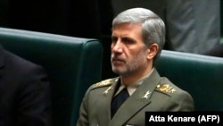 General Amir Hatami, Hassan Rouhani's nominee for defense minister, garnered the most votes of confidence. He is the first non-IRGC commander to get the job in more than three decades