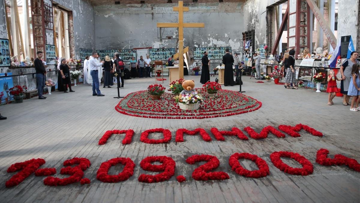 Россия: Совет по правам человека против переноса празднования Дня воинской славы в день памяти жертв теракта в Беслане