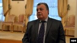 Посол России в Турции Андрей Карлов. Фотография датирована 6 ноября 2014 года.
