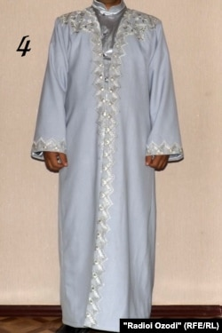 Imams are expected to start wearing the uniforms next month.