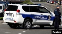 Policija na ulicama Beograda, ilustrativna fotografija