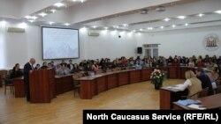 Конференция по православной педагогической культуре во Владикавказе, 21 ноября 2017 года