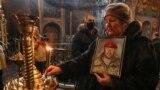 Традиційно, вже п'ятий рік, з ініціативи громадського об'єднання «Серця Кіборгів» 21 січня в Михайлівському Золотоверхому соборі відбулася панахида в пам'ять про загиблих «кіборгів» і всіх загиблих учасників бойових дій, які ціною свого життя відстоювали територіальну цілісність України