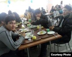 Құрметті студенттер :)