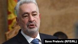 Prime Minister Zdravko Krivokapic