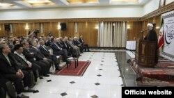 عکس از دیدار از وبسایت رسمی رئیسجمهوری ایران