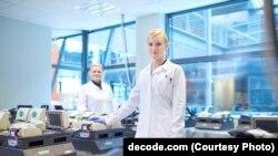 Лаборатория на Decode Genetics