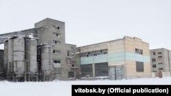 Завод жалезабэтонных вырабаў у Воршы, архіўнае фот