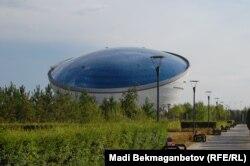 Назарбаев орталығы. Астана, 25 тамыз 2015 жыл.