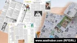 Газеты «Сахра» была учреждена 22 года назад в регионе Туркмен Сахра и провинции Голестан, где проживает большинство этнических туркмен в Иране.