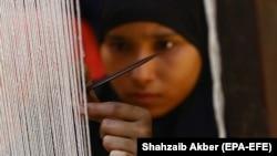 Një grua në Pakistan. Foto ilustrim.