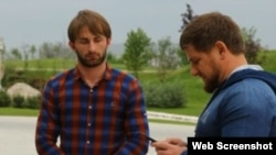 Кадыров Рамзан шегара стоьладас кхаъ бехарна арз динчу Ибрагимов Бекханца, Инстаграм тIера