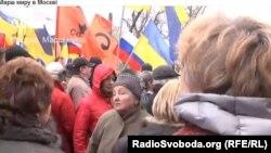 "Антивоенная акция ""Марш мира""."