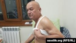 Avdokat Maqsud Kamolov