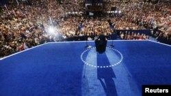Выступление Барака Обамы на съезде Демократической партии, Шарлотт, 6 сентября 2012 г