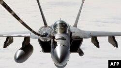 Американський винищувач F/A-18E Super Hornet – такий самий, як той, що збив сирійський бойовий літак